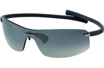 61a0161ed3 Tag Heuer Rimless Curve Sunglasses