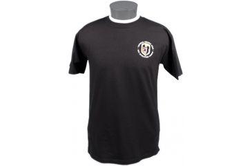 Tactical Assault Gear TAG Logo Tee Shirt Black - Front