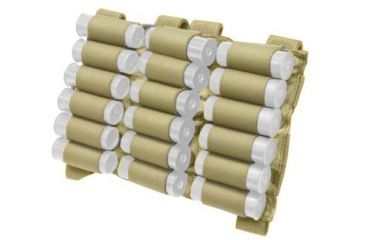 TAG MOLLE Shotgun Shell Rack, Coyote Tan 820869