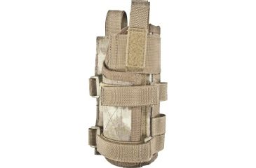 TAG MOLLE Universal Pistol Holster, A-TACS 820885
