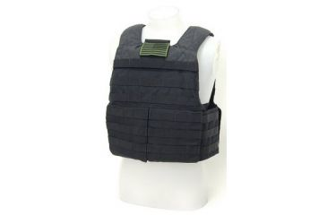 Tactical Assault Gear Rampage Releasable Armor Carrier, Large, Extra Large - Black 812898