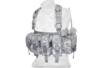 Tactical Assault Gear Rifleman Chest Rig, Army ACU 812334