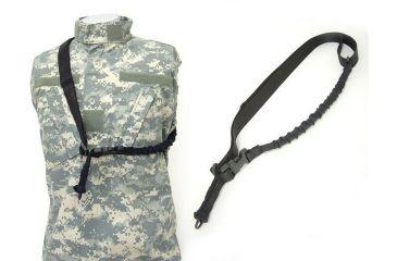 Tactical Assault Gear TAG Shellback Single Point Sling SBSP1BK