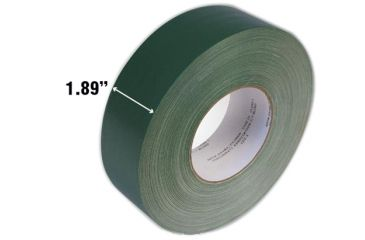 TAG Waterproof Tape 1.88inx60 yards Dark Green 106044