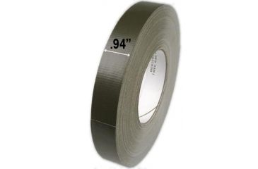 TAG Waterproof Tape 1inx60 yards Olive Drab 106081