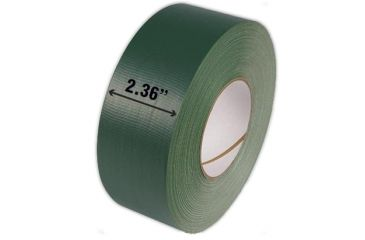 TAG Waterproof Tape 2.36inx60 yards Dark Green 801823