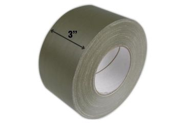 TAG Waterproof Tape 3inx60 yards Olive Drab 106082