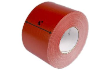 TAG Waterproof Tape 4inx60 yards Red 121701