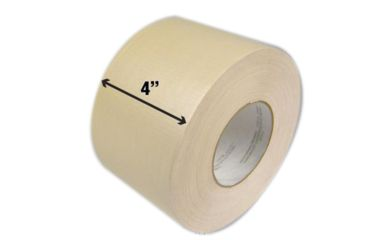 TAG Waterproof Tape 4inx60 yards Tan 133864
