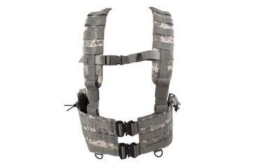 TAG Xerxes Gunner Tactical Vest Rig, A-TACS 820853