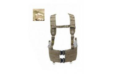 TAG Xerxes Gunner Tactical Vest Rig, Multicam 820856