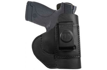 Tagua Gunleather Super Soft Inside The Pant Holster Kel-Tec 380 Black Right  Hand SOFT-010