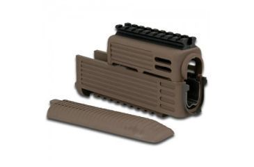 Tapco Intrafuse AK Handguard, Standard, Dark Earth STK06311 DARK EARTH