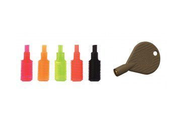 1-Tapco Intrafuse AK/SKS Front Sight Tool and Colored Front Sight Set Combo