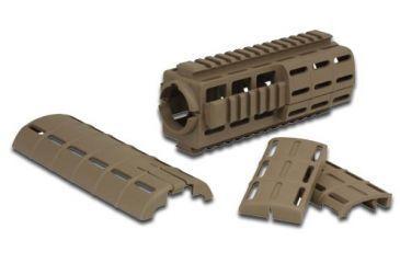 Tapco Intrafuse AR Carbine Handguard, Dark Earth STK09301 DARK EARTH