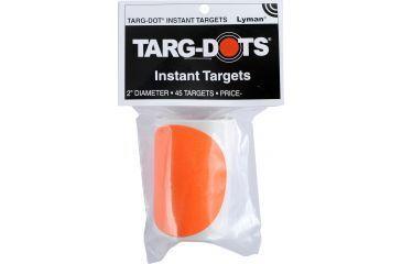 TargDots Instant Peel & Stick Dot Targets, 2in, 45 Pack - 4026200