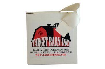 Target Barn Target Pasters In Dispenser Box For Cardboard Targets White 1000 Per Box