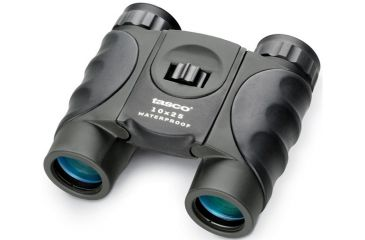 1-Tasco 10x25 Amphibian Waterproof / Fogproof Compact Binoculars 1025WPD