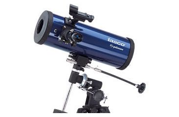 Tasco 375X Galaxsee Reflector Telescope