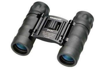 Tasco 8x21 Binoculars from Essential Series, Black