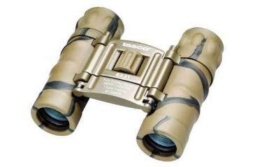 Tasco Essential 8x21mm Compact Binocular Brown Camo, 165BCRD