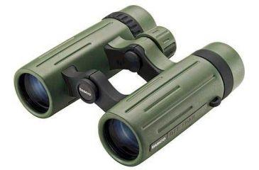 Tasco Off Trail 8x25 Roof Prism Binocular, Green OT825D