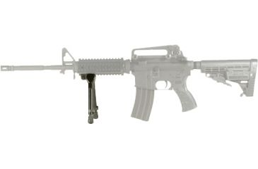16-Tdi Arms Bottom Rail Mounted Picatinny/Weaver Tactical Bipods