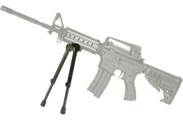 13-Tdi Arms Bottom Rail Mounted Picatinny/Weaver Tactical Bipods