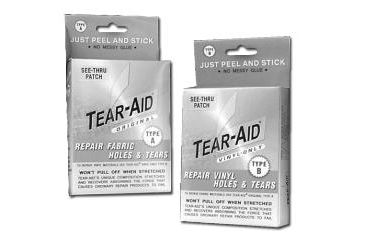 Tear Aid Repair Fabric Patch- Type A 897956