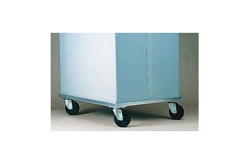 Tegrant ThermoSafe Brands 376 Aluminum Dolly With 10.2 Cm (4'') Casters for Thermosafe Dry Ice Storage Chest