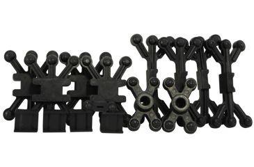 TenPoint Crossbow Technologies BowJax Noise Dampening Kit, CLS, HLX, XLT Limbs 111533