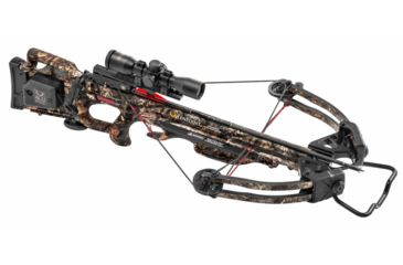 2-TenPoint Crossbow Technologies Turbo GT Crossbow Package w/ 3x Pro-View 2 Scope