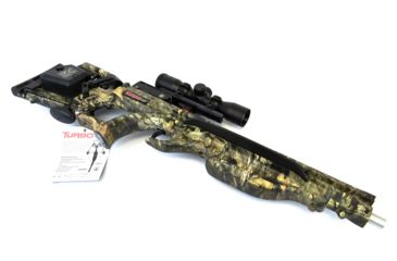 9-TenPoint Crossbow Technologies Turbo GT Crossbow Package w/ 3x Pro-View 2 Scope