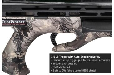 11-TenPoint Crossbow Technologies Turbo GT Crossbow Package w/ 3x Pro-View 2 Scope