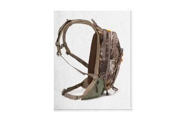 Tenzing TZ 1200 Ultra Light Day Pack, AP  in plain Kraft carton, Right Side 9818-04