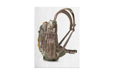 Tenzing TZ 1215W Woman's Pack, AP  in plain Kraft carton, Left Side 9710-04