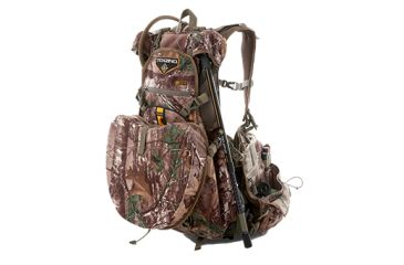 Tenzing TZ TP14 Turkey Pack w/ Seat,Obsession,4 Color Display Carton, Obsession 972485