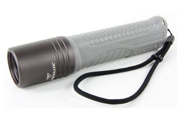 5-Lightstar Colorado Flashlight, 580 Lumens, Black/Gray