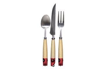 Teton Grills Classic Fishing Eating Utensils Set - 6pc CFC550EU