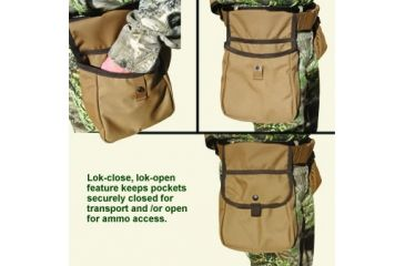 Texas Hunt Co Wing Shooter Bird Hunter Bags with Belt