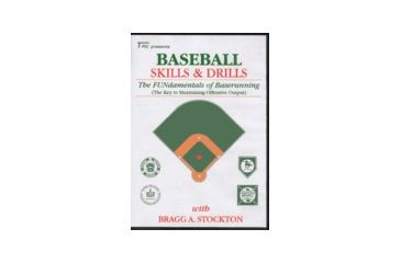 Texas Pictures International Corporation - The Fundamentals of Baserunning DVD BSD4