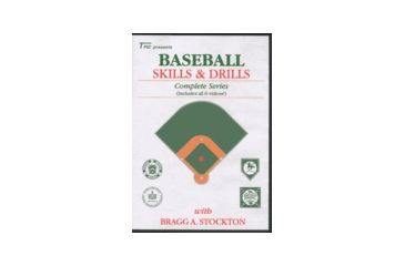 Texas Pictures International Corporation - Baseball Skills and Drills Series DVD BSD7