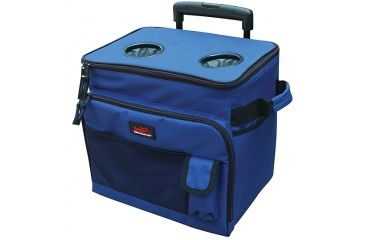 Texsport 50 Can Trolley Cooler, 15.5in. x 11in. x 12in. h. TX15603