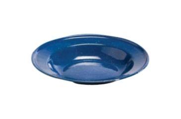 "Texsport Enamelware Dinner Plate, 8.50"" Diameter Plate 14564TEX"