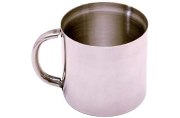 Texsport Insulated Mug, 14.00 oz, Stainless Steel 13401TEX