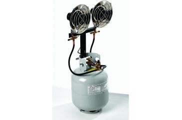 Texsport Double Propane Heater Free S Amp H 14221 Texsport
