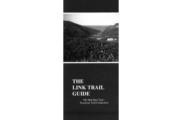 The Standing Stone Trail Guide, Keystone Trails Association, Publisher - Keystone Trails Ass.