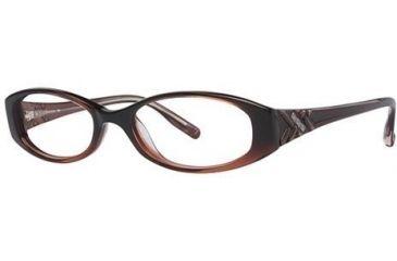 Theory TH1127 Progressive Prescription Eyeglasses - Frame Black Cherry, Size 50/16mm TH112701