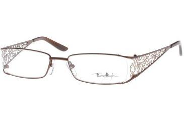 Thierry Mugler 3581 Eyewear - Brown-Brushed Gold (c3)