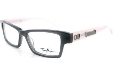Thierry Mugler Progressive Eyeglasses9280 Grey-Pink Frame, Women, 51-15-135 9280-C5PROG